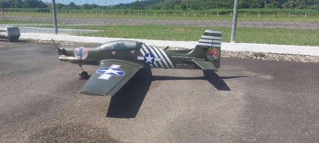 Aeromodelo tucano 1.80 envergwdura - Foto 5