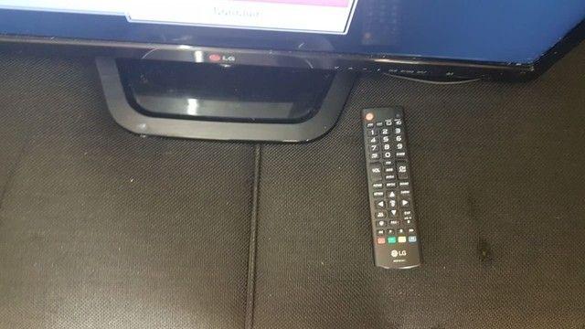 tv monitor led 29 lg 29ln300b pc c conversor digital - Foto 3