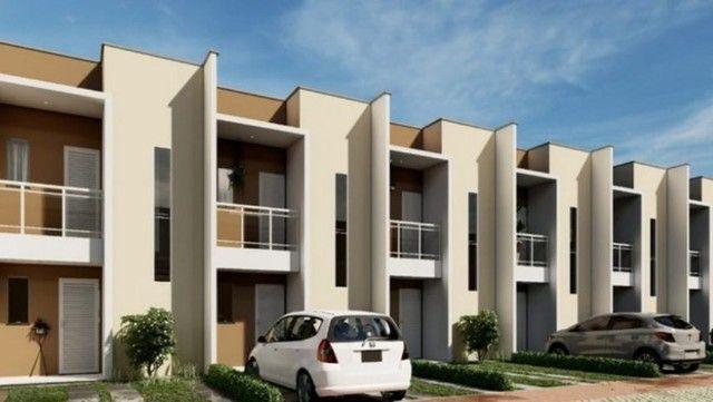 Condomínio de Casas Dúplex em Construçao No Passaré  #am14