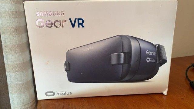 Samsung Gear VR - Na Caixa