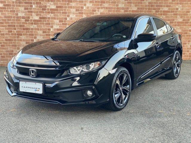 Honda Civic Sport LXR 2020