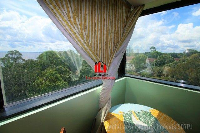 Flat Mobiliado com Vista p Rio no Tropical Hotel 6 Andar - Foto 7