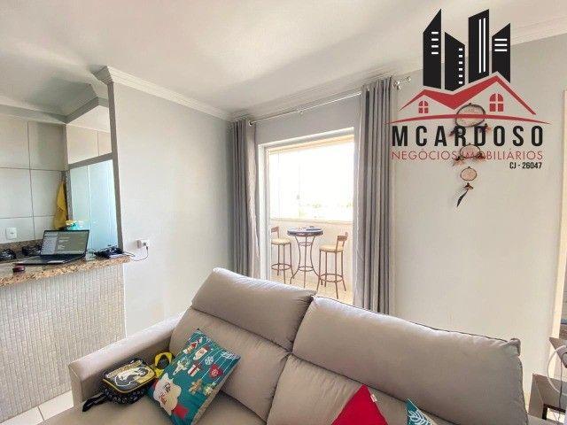 apartamento 2 quartos, otima localização prox. do metro, c/ varanda, samambaia sul - Foto 3