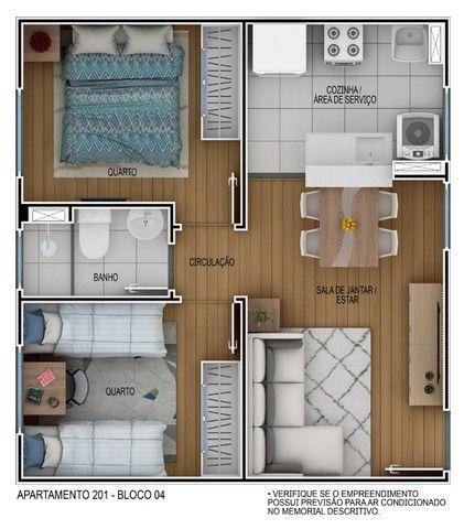 MF- Pontal do atalaia. Apartamento Excelente. Belíssimo para sua família ! - Foto 6