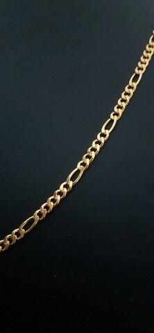 Vendo cordão banhado a ouro 18k - Foto 3