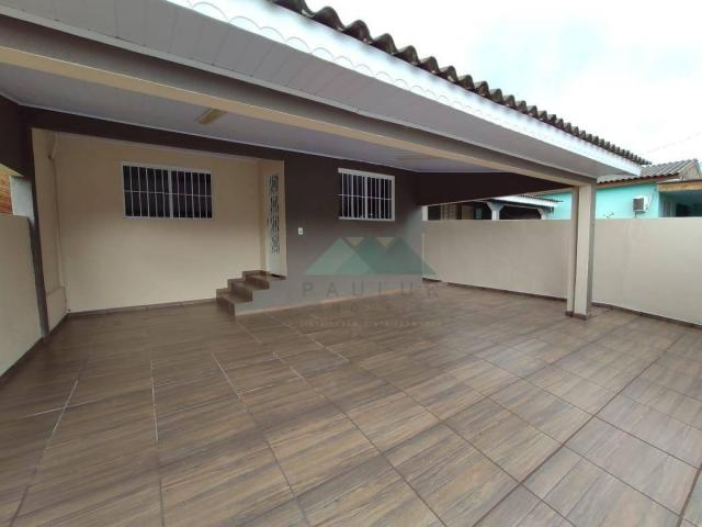 Casa com 2 dormitórios para alugar, 93 m² por R$ 1.500/mês - Jardim Califórnia - Foz do Ig - Foto 2
