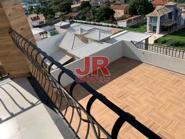 Casa duplex 02 suítes, ampla área externa. Alto padrão, primeira moradia. Cabo Frio-RJ. - Foto 3