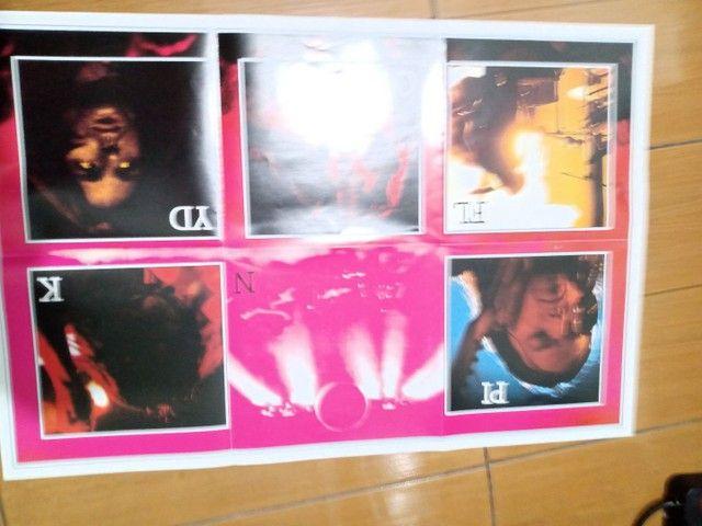 LP disco de Vini Pnk Floyd Dark Side of the Mon importado . - Foto 4