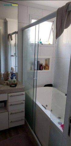 Apartamento com 164 m², 4 dormitórios e 3 Vagas no Tatuapé - Foto 17