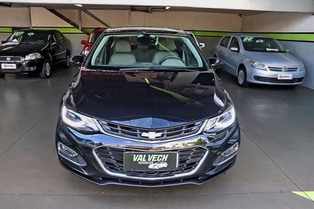 CHEVROLET CRUZE LTZ II HB AT