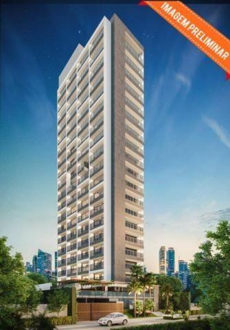 Lançamento no melhor da Aldeota, apartamentos modernos com lazer completo.