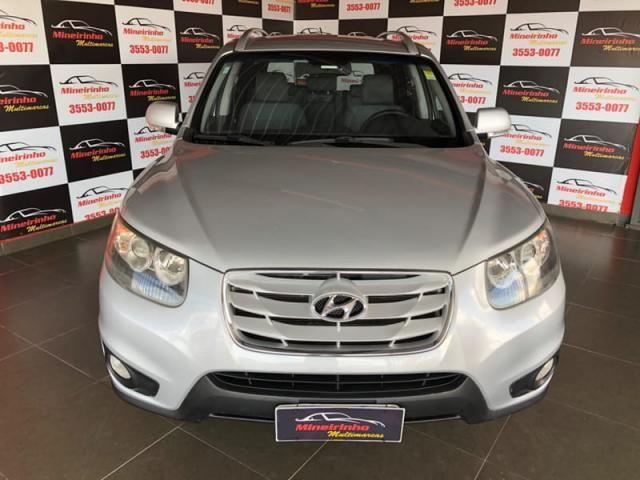 HYUNDAI SANTA FE  GLS 4WD-AUT 3.5 V6 GAS IMP 4P