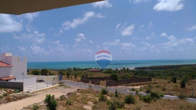 Casa com 3 dormitórios à venda, 180 m² por R$ 420.000,00 - Loteamento Praia Bela - Pitimbú - Foto 2
