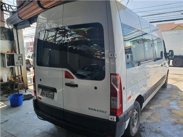 Renault Master 2.3 dci diesel minibus executive 16l l3h2 3p manual - Foto 6