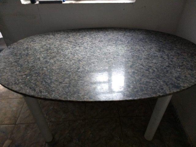 Mesa de mármore  - Foto 2