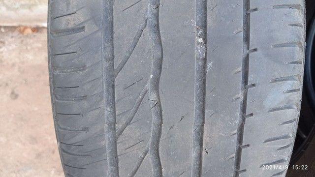 Vendo 4 pneus usados 205/55/r16 - Foto 5