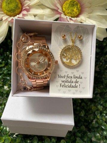 Kit relógios e Smartwatch TOP ?? - Foto 5