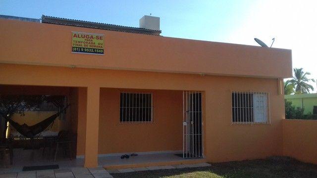 Alugo casa em Tamandaré  - Foto 2