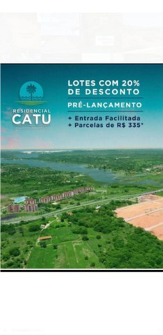 Loteamento residencial CATU - as margens da CE 040 !! - Foto 20