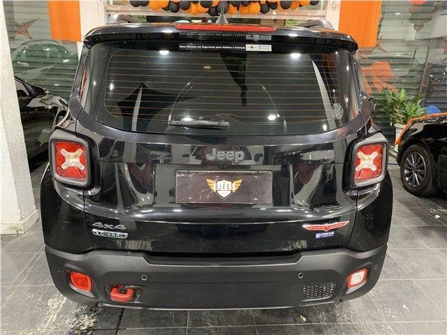 Jeep Renegade 2016 2.0 16v turbo diesel trailhawk 4p 4x4 automático - Foto 6