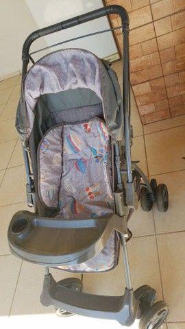 Carrinho bebê galzerano - Foto 3