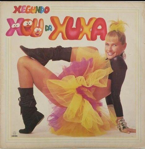 Lote Com 7 Lp (disco De Vinil) Da Xuxa - Foto 2