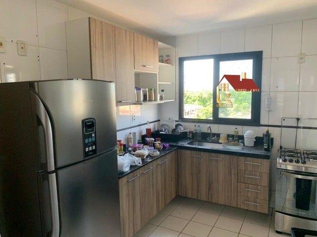 Apartamento de 115m² e 3/4 no Torre Elvas  - Foto 2