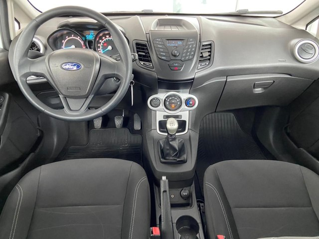 Ford Fiesta 1.6 2017 - Foto 6