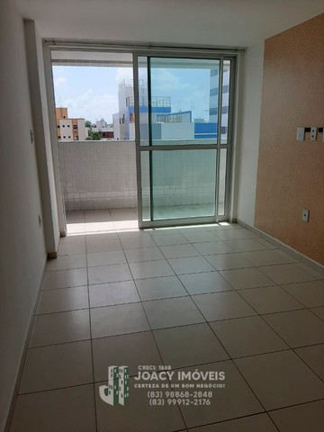 Apartamento nos Bancários com 02 Quartos e Área de Lazer Completa - Foto 2