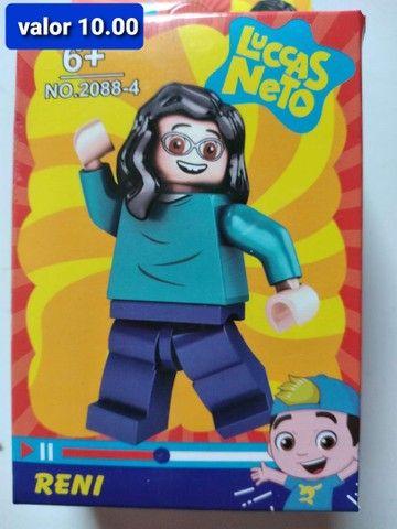 Lucas Neto blocos de montar Similar ao lego - Foto 5