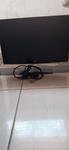 Lg Tv monitor para retirada de peças - Foto 5