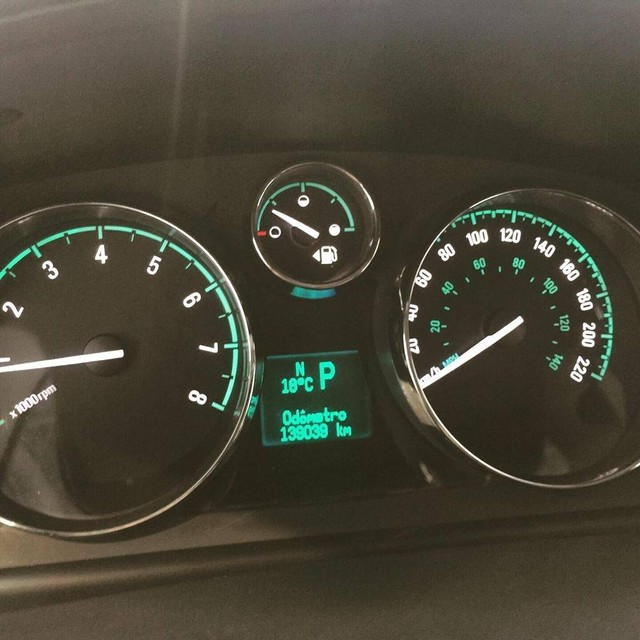 CAPTIVA 2010/2011 2.4 SFI ECOTEC FWD 16V GASOLINA 4P AUTOMÁTICO - Foto 10