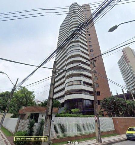 Apartamento com área de 399m² /4 vagas de garagem - Aldeota - Fortaleza/CE - Foto 4