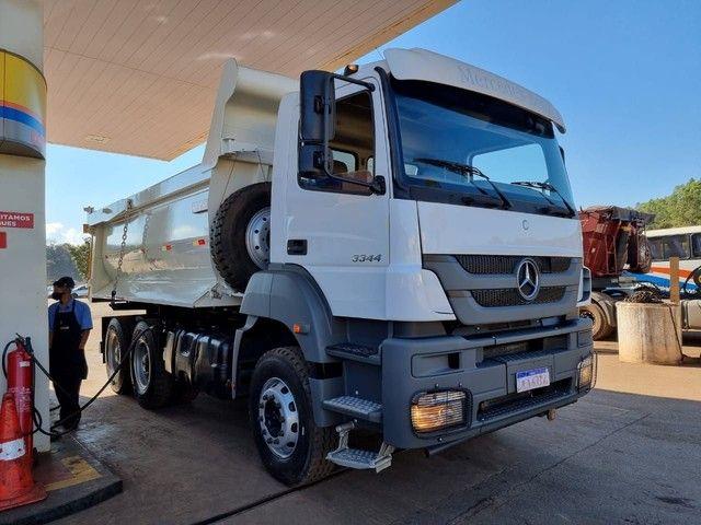 Mercedes-Bebz axor 3344. - Foto 3