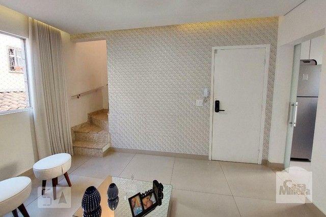 Apartamento à venda com 3 dormitórios em Castelo, Belo horizonte cod:334445 - Foto 4