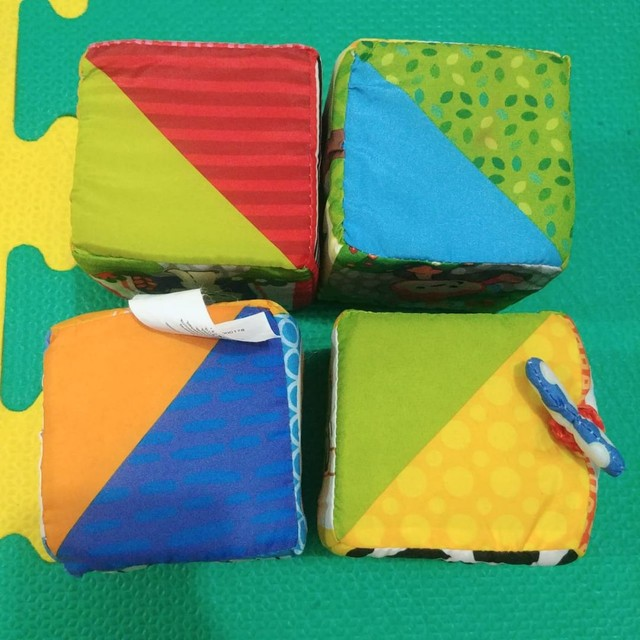 Cubos sensoriais  - Foto 4