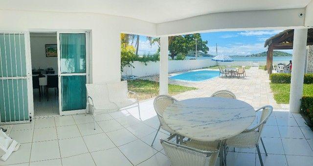 Aluguel casa beira mar - Pontal de Itamaracá - Foto 17