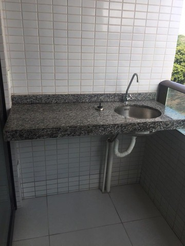 JS- Lindo apartamento de 03 quartos no Barro - José Rufino - Edf. Alameda Park - Foto 8