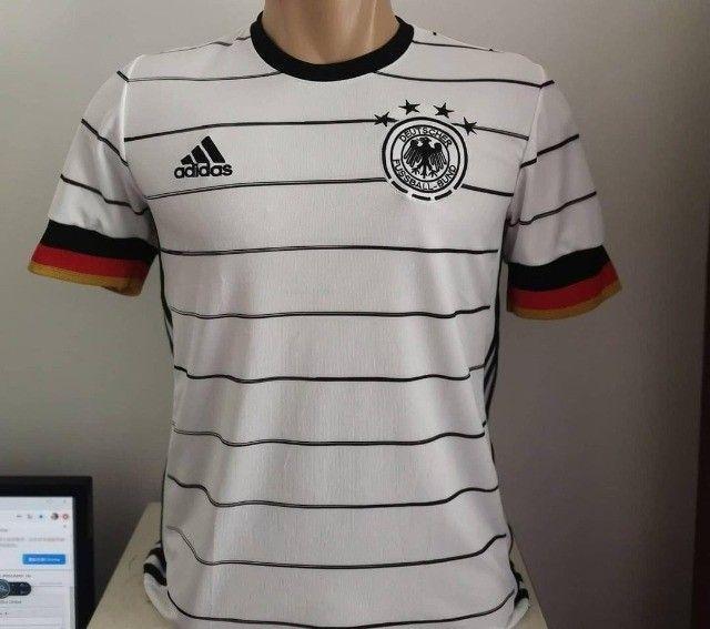 Camisas de time  1 linha nacional - Foto 6