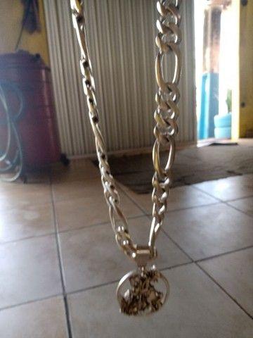 Corda de prata - Foto 2