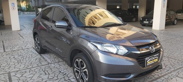 Honda  HR-V 2018  LX  Automática   Único Dono   Pericia 100% Aprovada. - Foto 2