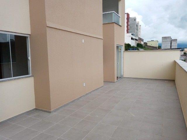 Apartamento com suíte e área externa no Vivendas da Serra por R$ 280 mil - Foto 16