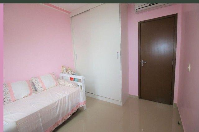 Apartamento 3 Quartos Condomínio weekend Club Ponta Negra - Foto 2