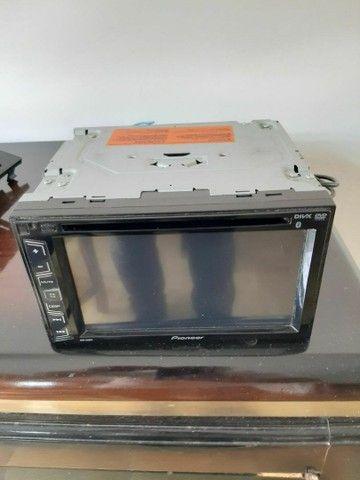 Dvd pionner dim 2 com Bluetooth