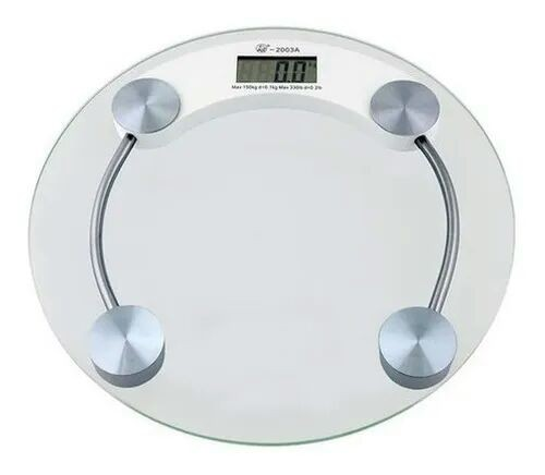 Balança Digital De Banheiro 180 Kg
