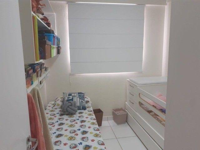JL-Apto 2qtos com suíte - Nascente - Garagem coberta - Ágio 69 mil - Foto 7