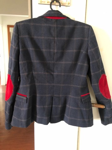 Blazer Zara feminino - tamanho S (P) - Foto 2
