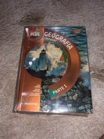 Livros de Geografia (box) - Moderna Plus