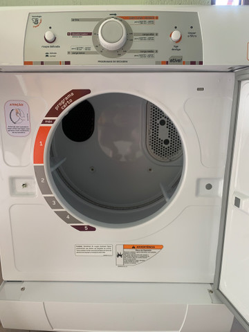 Secadora Brastemp novíssima - Foto 2