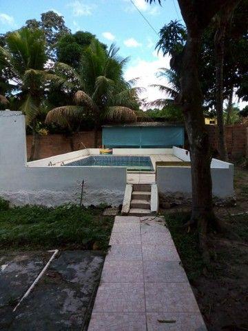 Alugo casa mobiliada com piscina  - Foto 3